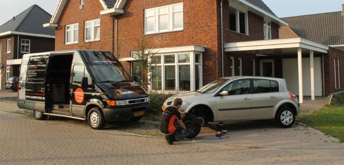 Autobanden service